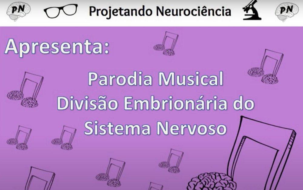 Paródia da Divisão embrionária do sistema nervoso